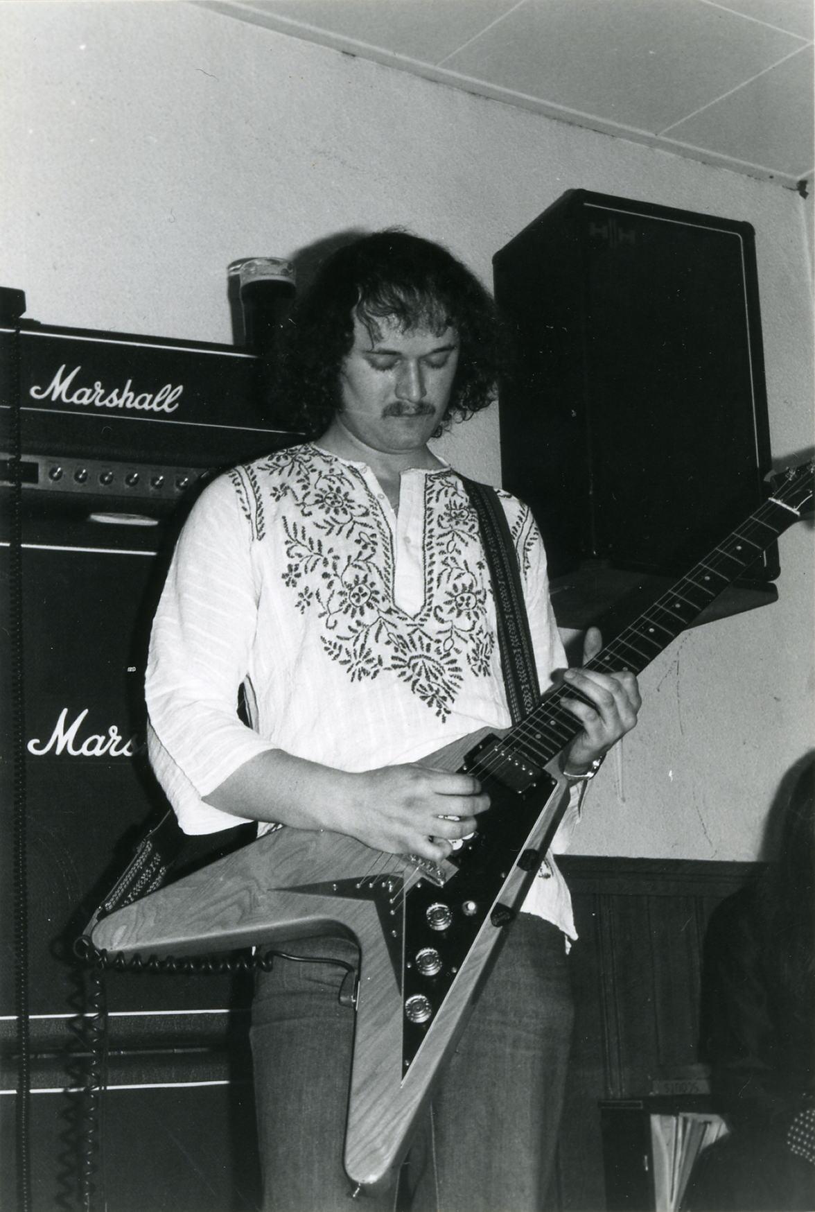 Phil - Bold Street 19.04.1980