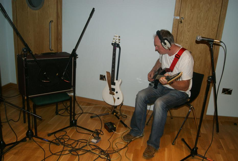 Photo - Doz Studio amp 1