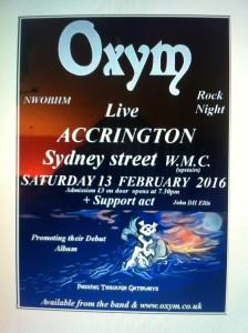 Poster - Sydney Street